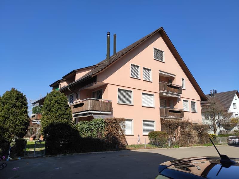 4 1/2 Zimmer Dach-Maisonette-Wohnung (1)