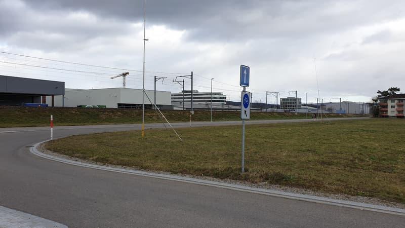 Top Gewerbebauland und Gewerbehallen an bester Lage in Frauenfeld