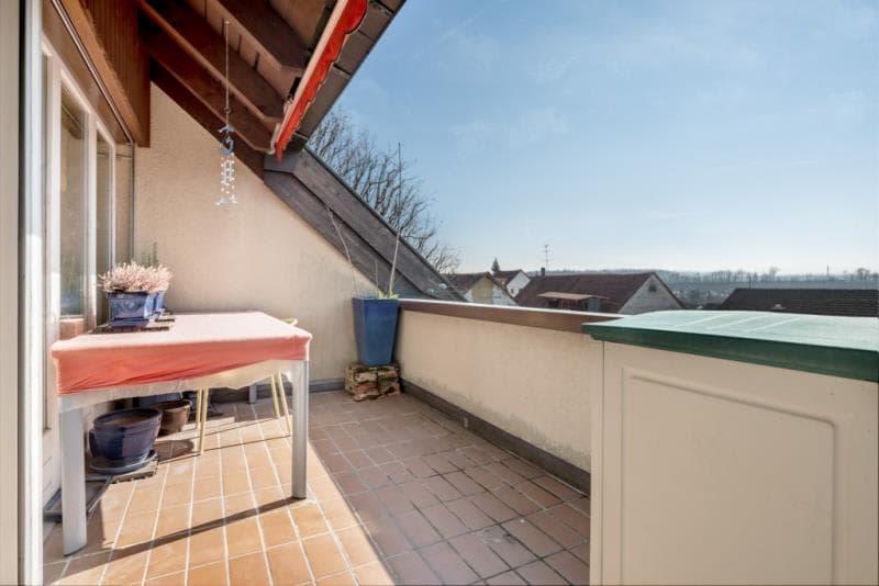 Terrasse mit Weitsicht