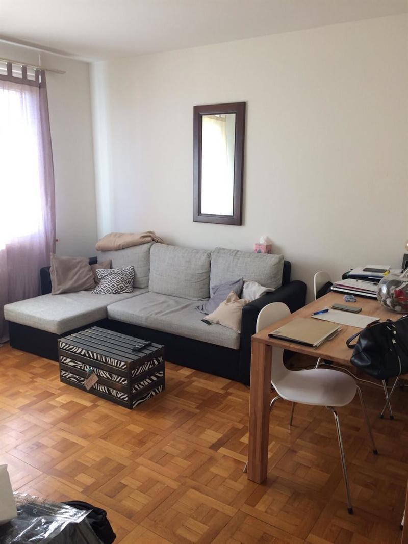 Appartement de 2 pièces au 2ème étage