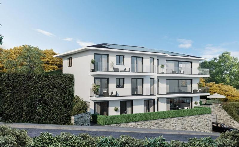 Formidable promotion de 3 appartements au dessus de Vevey !