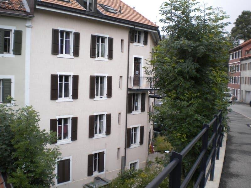 Bel appartement de 3.5 pièces à La Chaux-de-Fonds