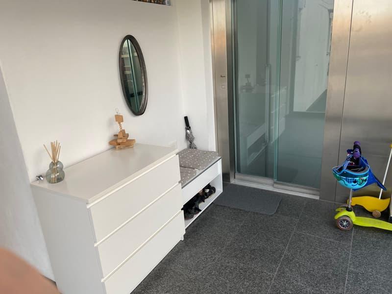 5.5 Zimmer Wohnung mit Garten in Thalwil (2)