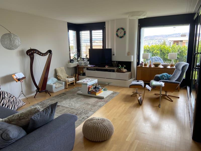 5.5 Zimmer Wohnung mit Garten in Thalwil (3)
