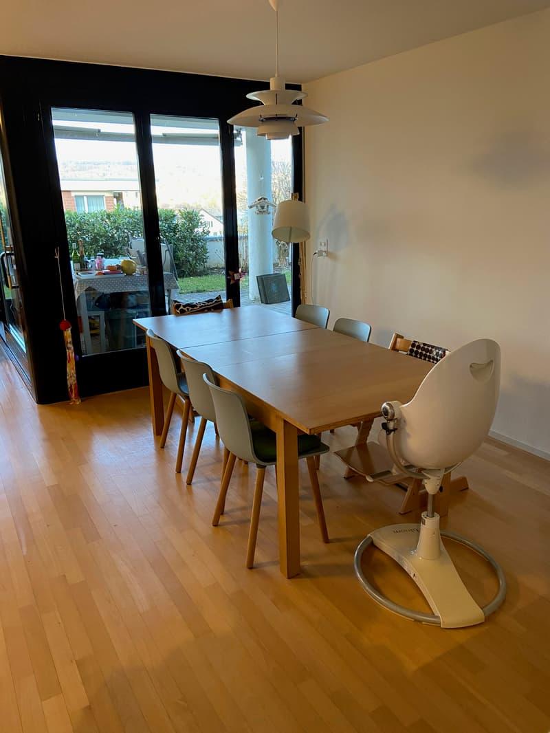 5.5 Zimmer Wohnung mit Garten in Thalwil (4)