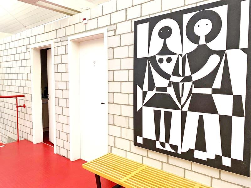 Modernes Co-Working Space , 20 Arbeitsplätze