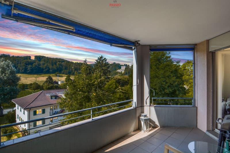 Zauberhafte 4.5-Zimmerwohnung im schönen Worblental