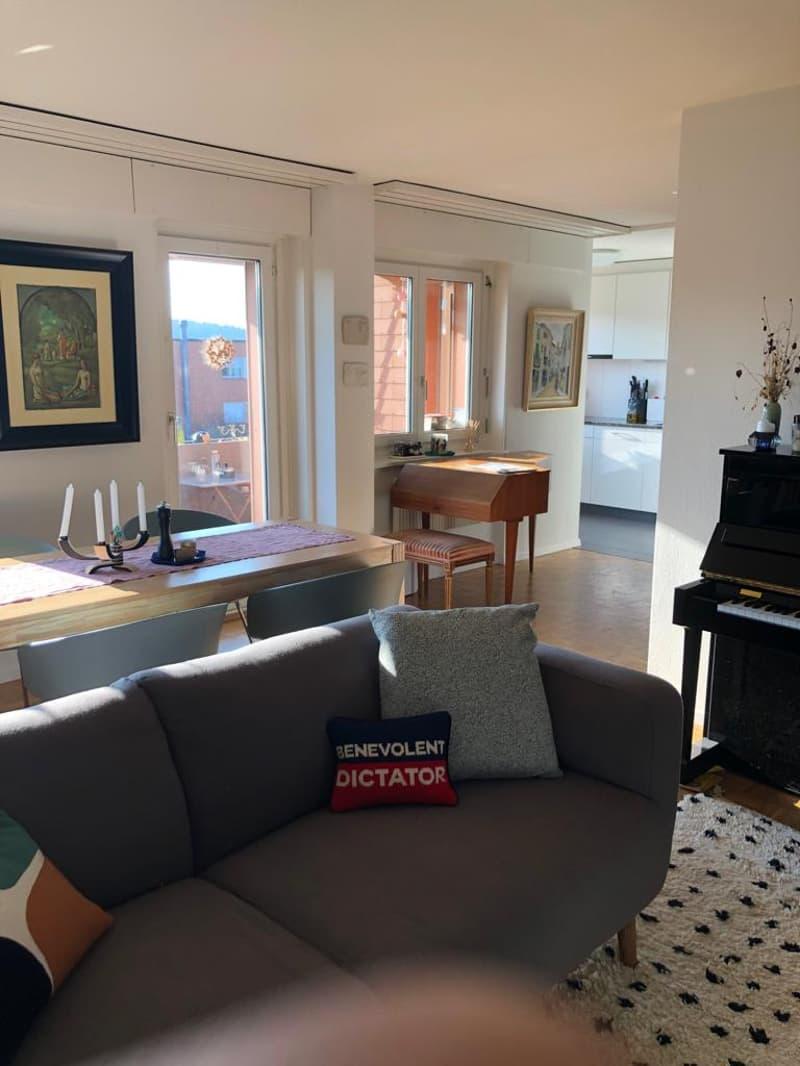 Nachmieter für grosse, schöne und günstige Wohnung gesucht (2)