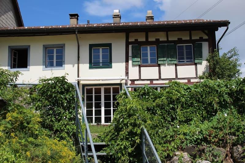 4.5-Zimmer-Flarz-Mittelhaus in Bäretswil