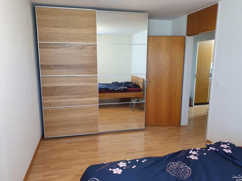 Helle, gemütliche 31/2-Zimmer Wohnung (4)