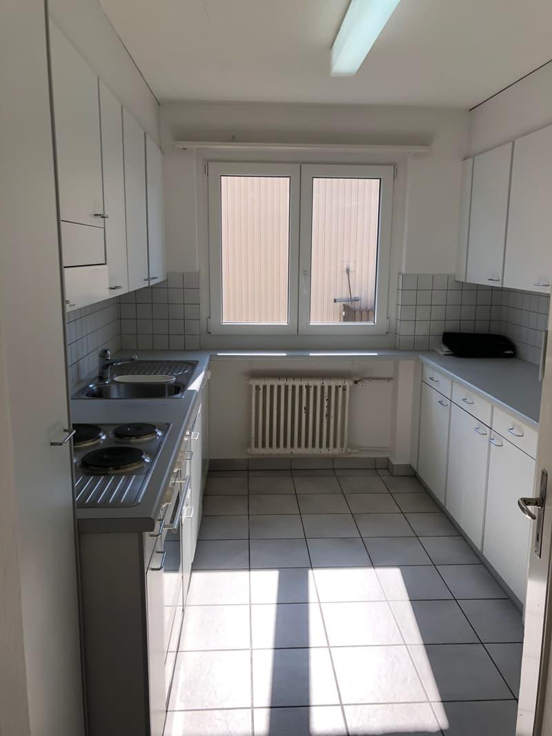 Preiswerte Wohnung mit viel Raum an bester Lage