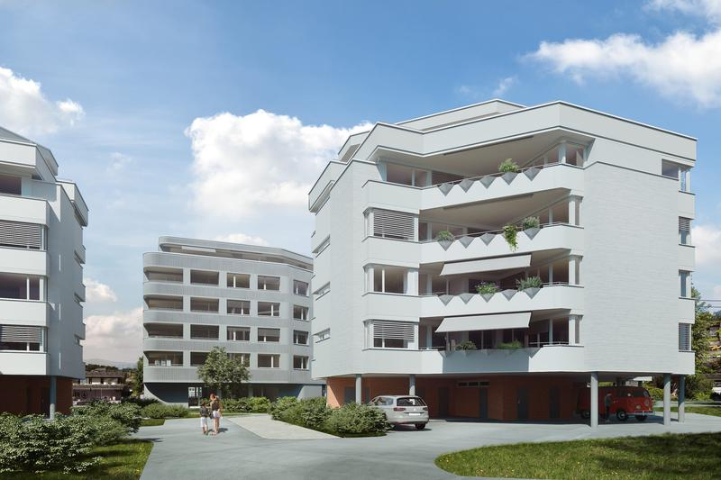 Moderne Wohnung im ruhigen Würzenbachquartier