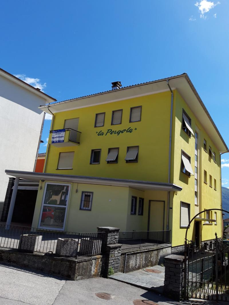 Dimensionamento Pergolato In Legno apartment for rent in solduno | homegate.ch