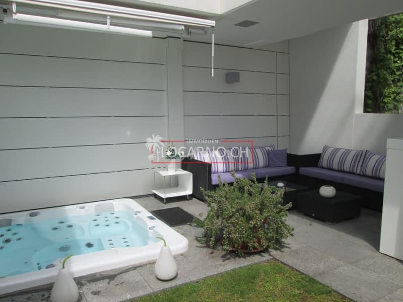 Exklusive Wohnung im Terrassenhaus 5