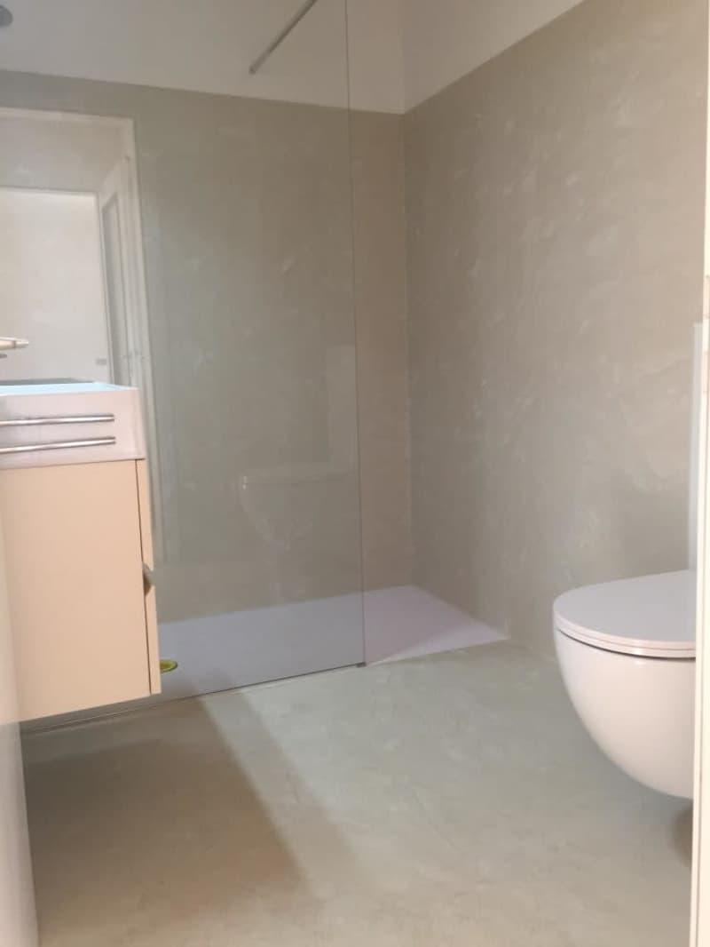 Bagno nuovo con doccia