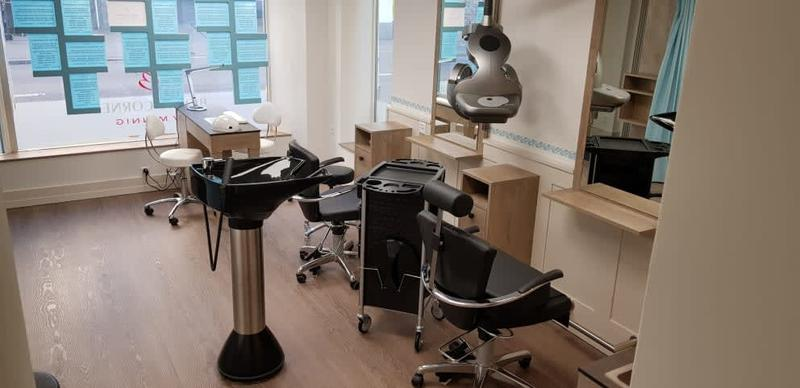 Vollausgestatteter Beauty Salon