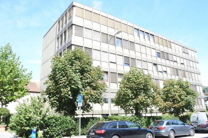 Ansicht Jurastrasse (Süd/West)