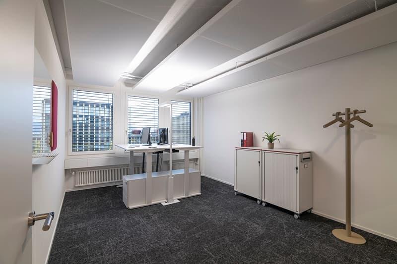 Für Teams bis zu 3 Personen bietet dieses Office den optimalen Rahmen.