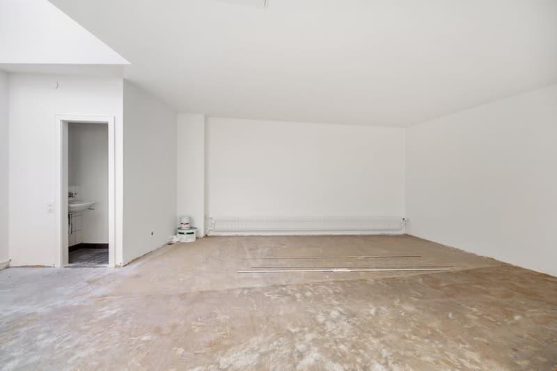 Gewerbefläche von ca. 36 m² mit WC