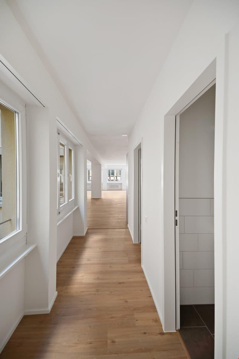 Entrée von ca. 5 m²
