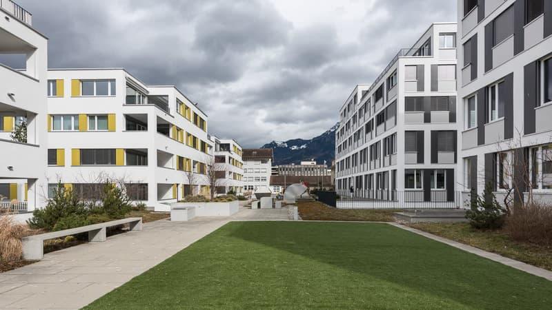 Aussenansicht Innenhof
