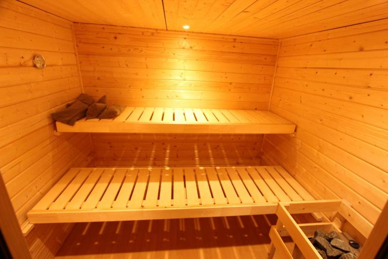Die Sauna im Eigenheim
