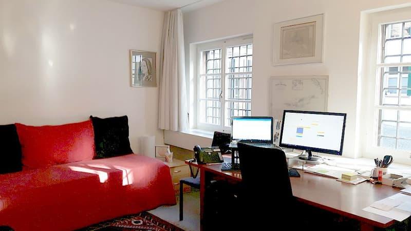 Optional Private Office / Optionale Privates Büro - 17m2