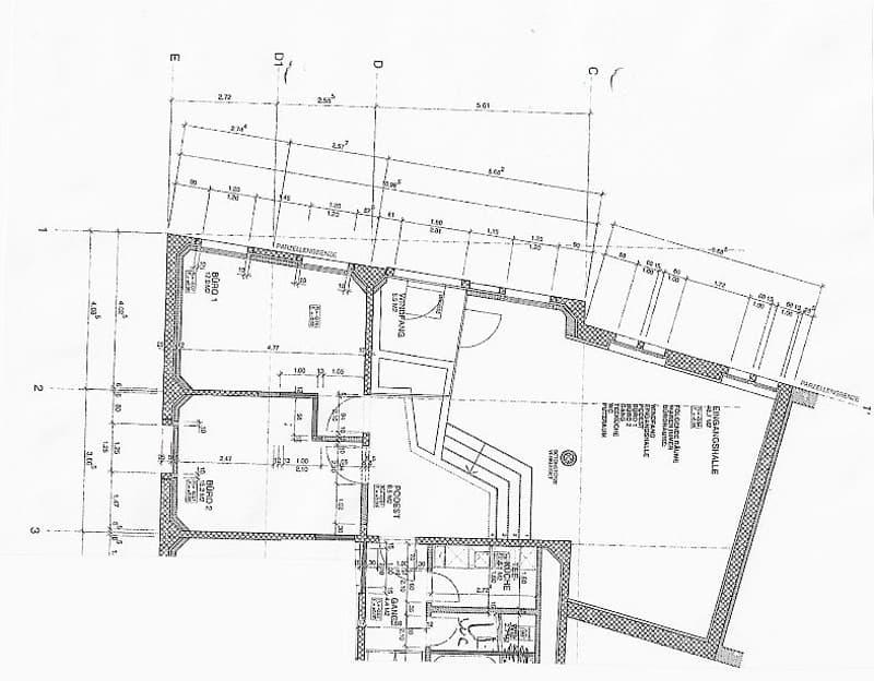 Floor Plan Grundriss