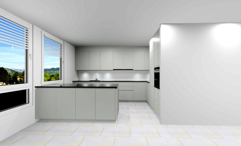 Musterfoto Küche