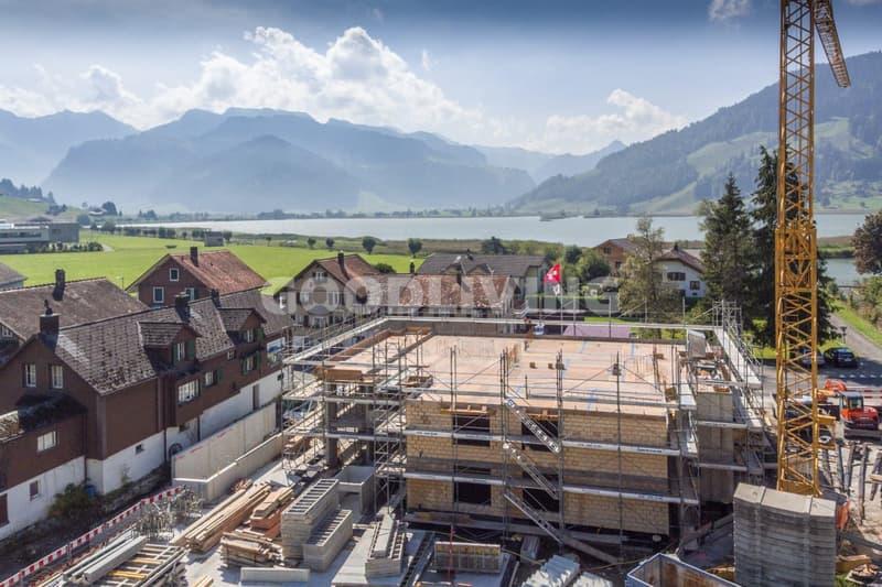 Haus A mit See und Alpenblick