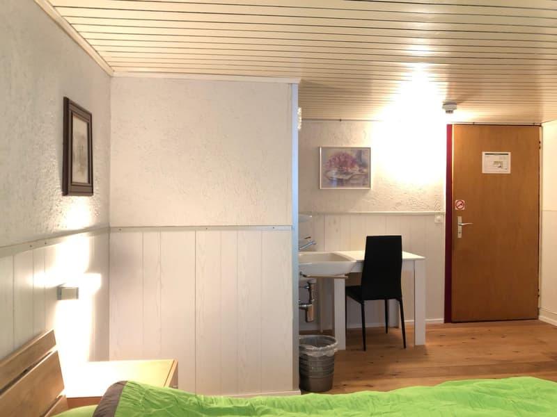 Möbl. Studio Nr. 4, 2. OG