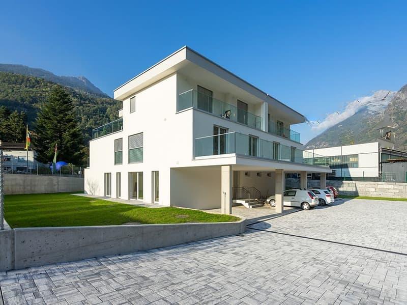 Splendida palazzina di recente edificazione