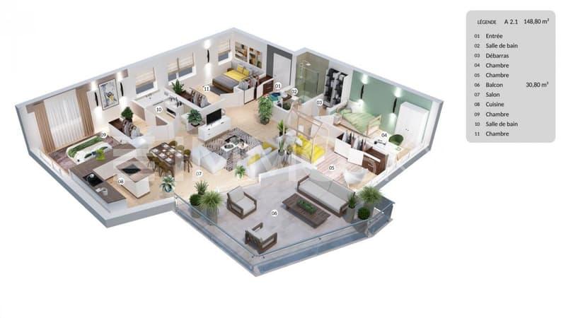 Plan 3D A 2.1