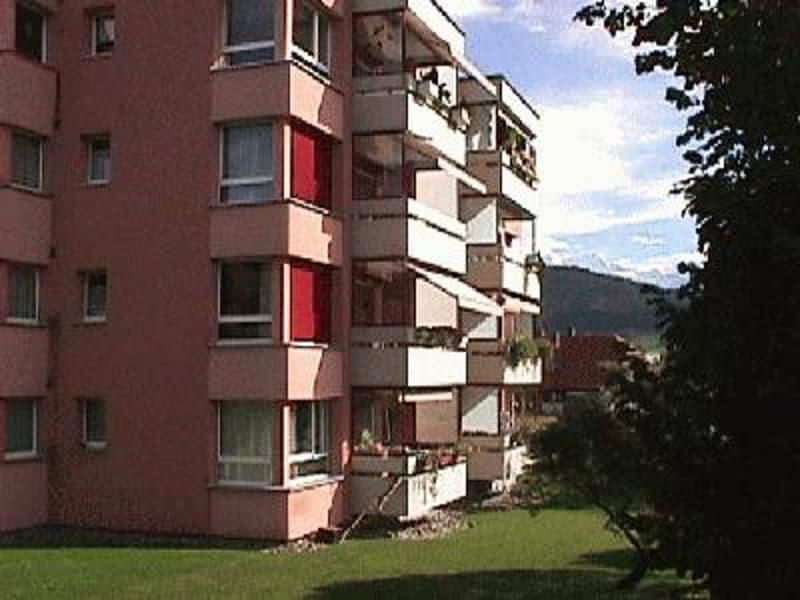 Fassade Balkonseite