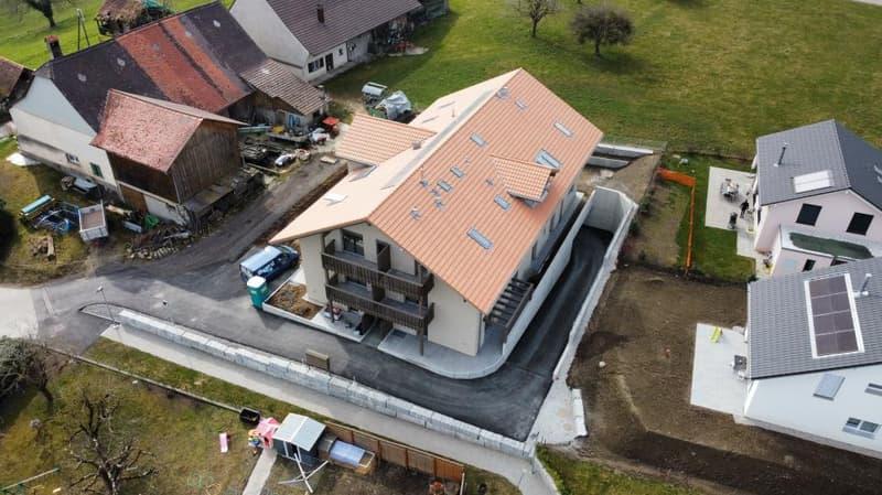 Balcon au 1er étage