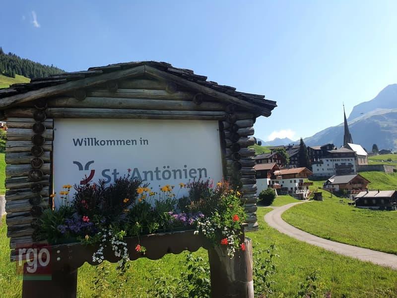 Willkommen in St.Anthönien