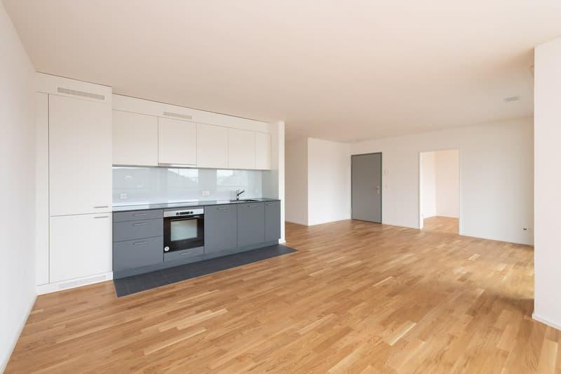 Küche / Wohn-Essbereich