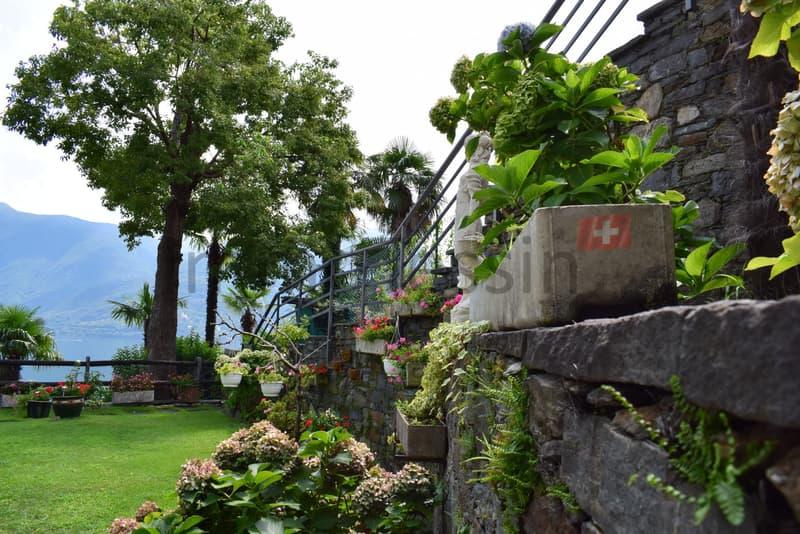 Wohnung kaufen Brissago - Immobilien Brissago - Bellmondo FT7