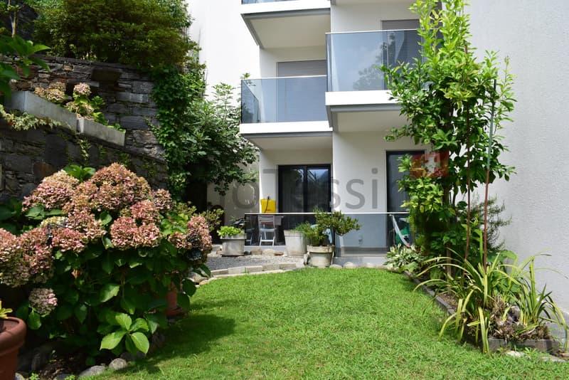 Wohnung kaufen Brissago - Immobilien Brissago - Bellmondo FT5