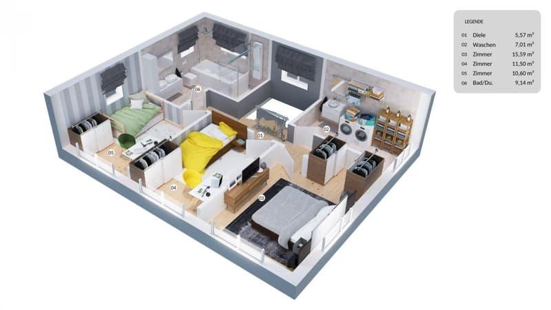 Plan 3D OG