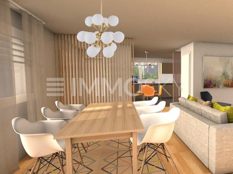Plan 3D Rez villa C1 et C2