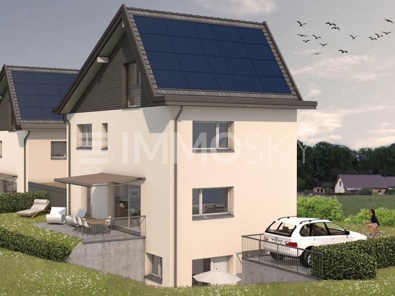 Villa individuelle avec studio indépendant