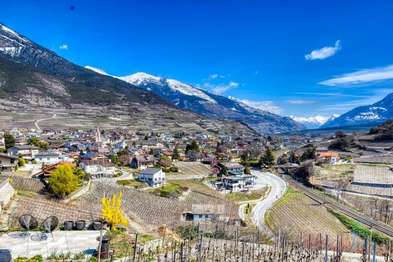 Vue village / Dorfansicht / Village view