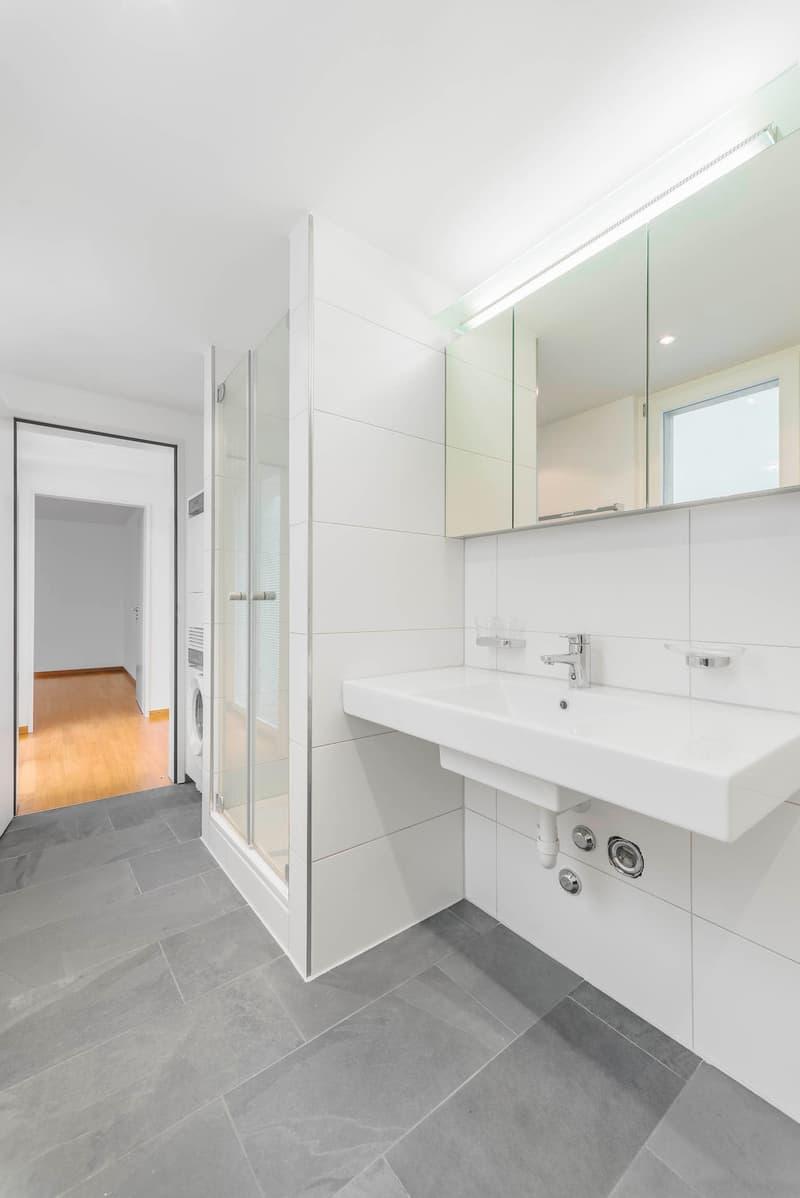 Badezimmer inkl. Waschturm