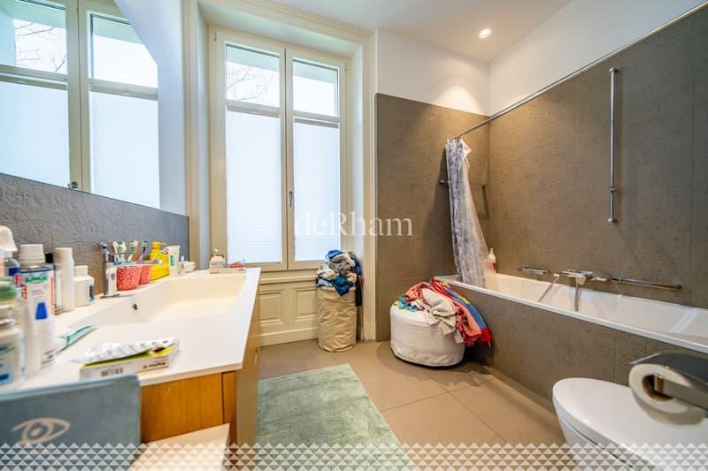 1er étage - salle de bains