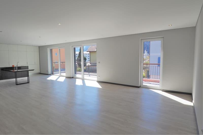 Living Bereich (62 m2)