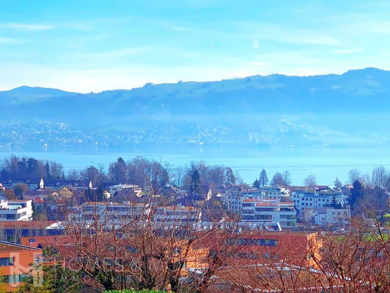 See und Bergsicht