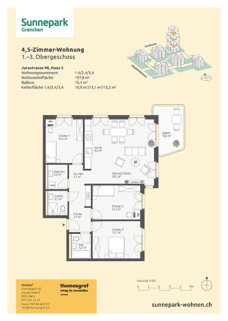 Grundriss Wohnung 5_3.4