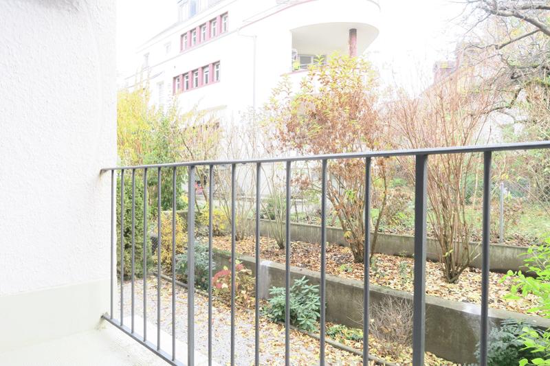Balkon / Gartensitzplatz