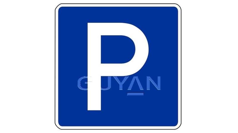 Parkplatz aussen Foto